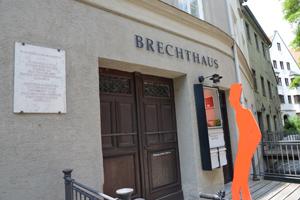 Geburtshaus von Bertolt Brecht