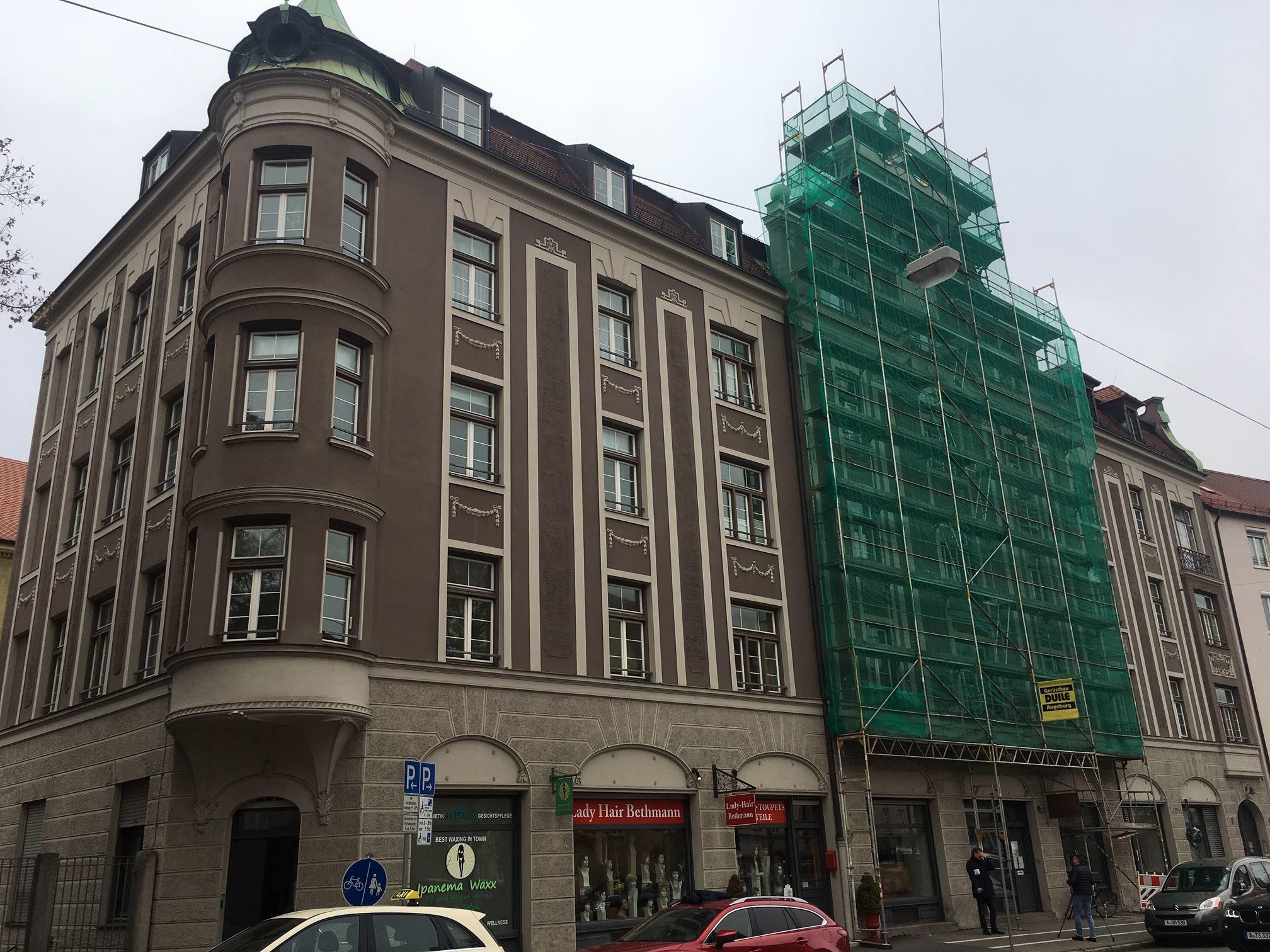 Oberer Graben Augsburg