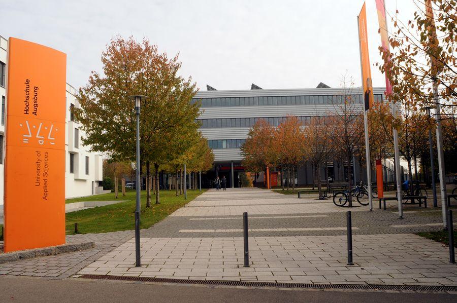 Hochschule Augsburg Stadt Augsburg