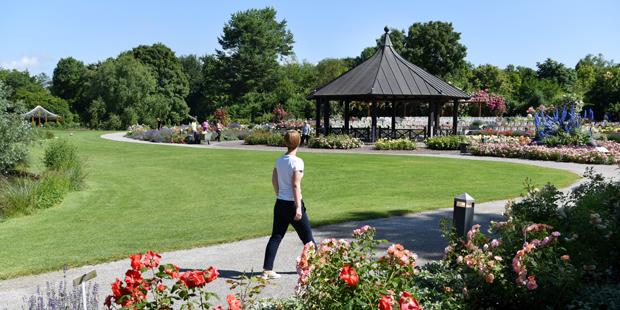 Botanischer Garten Stadt Augsburg